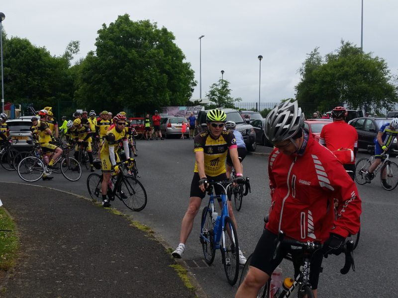 TQCC at the start line 1
